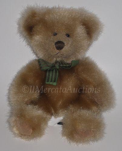 RUSS Berrie BARRINGTON Stuffed Plush Teddy Bear Toy 10