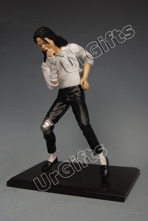 Michael Jackson Doll 1/6 12 Figure BLACK Suit Set+Body