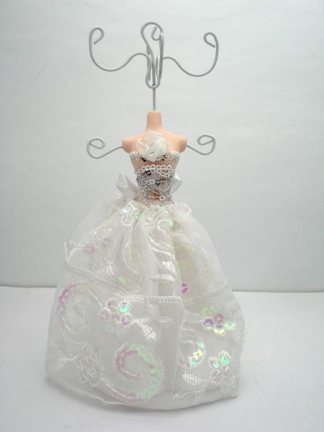 Wedding Dress Mannequin Jewelry Holder /Stand /Display